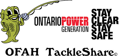 Ontario Hydro Tackle Share logo